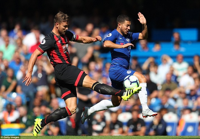 Vuot ai Bournemouth, Hazard chung minh minh la so mot o Chelsea hinh anh 7