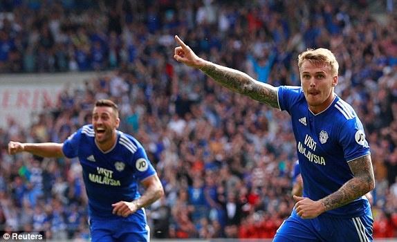 Lacazette toa sang giup Arsenal thang nghet tho truoc Cardiff City hinh anh 8