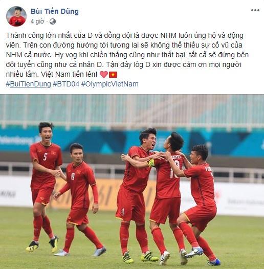 Cong Phuong noi loi chia tay xuc dong sau tran thua Olympic UAE hinh anh 7