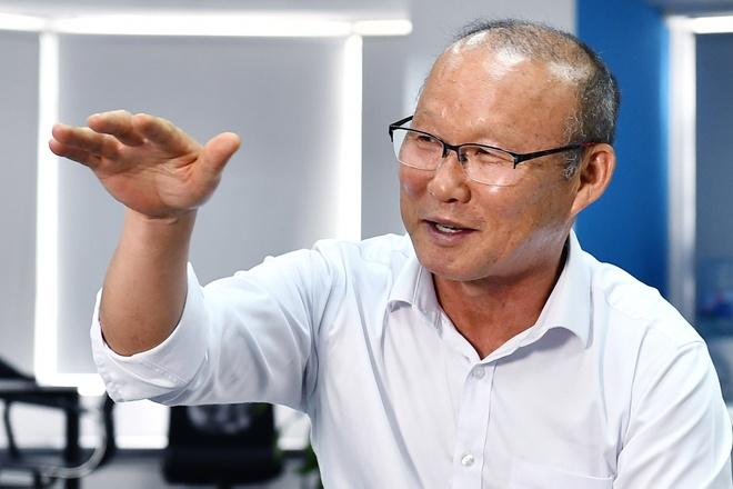 HLV Park Hang-seo bi 'chat van' ly do chon Van Quyet lam doi truong hinh anh