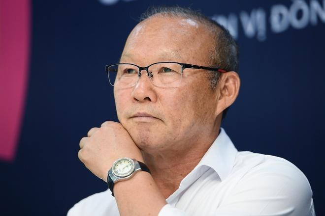 HLV Park Hang-seo roi nuoc mat khi nhac den cac cau thu Viet Nam hinh anh