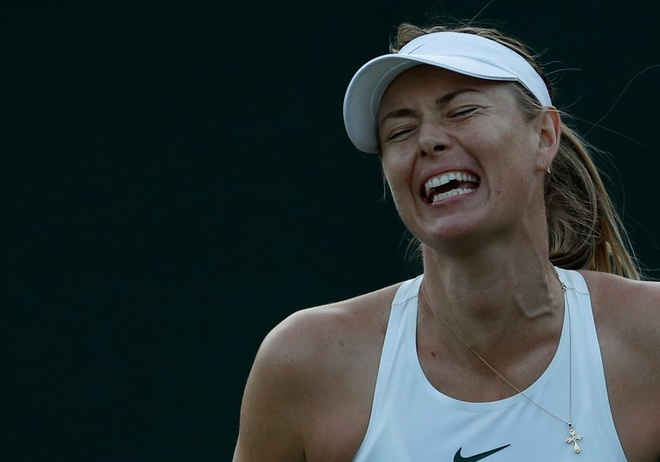 Sharapova rut khoi toan bo giai dau con lai trong nam 2018 hinh anh