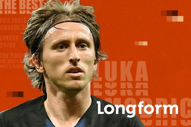 Luka Modric - hanh trinh tim kiem su tha thu cua 'dua con ghe' Croatia hinh anh