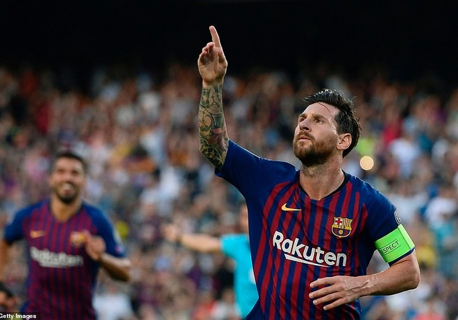 'Messi dang bien nhung dieu phi thuong thanh chuyen com bua' hinh anh