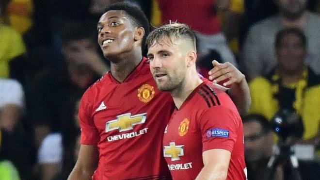 Manchester United,  Jose Mourinho,  Paul Pogba,  Champions League anh 1