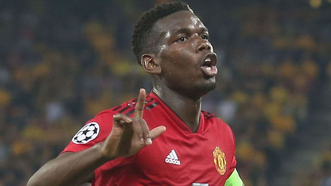 Pogba: 'Toi hua voi Mourinho se khong pham sai lam' hinh anh