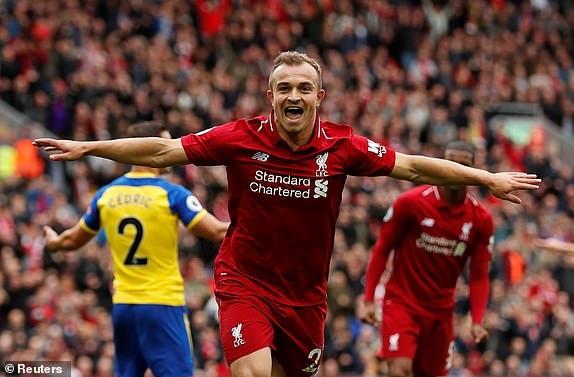 Salah giai han ban thang, Liverpool doc chiem ngoi dau bang hinh anh 1