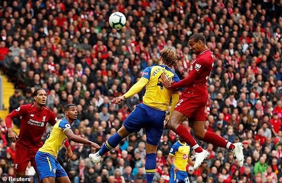 Salah giai han ban thang, Liverpool doc chiem ngoi dau bang hinh anh 2