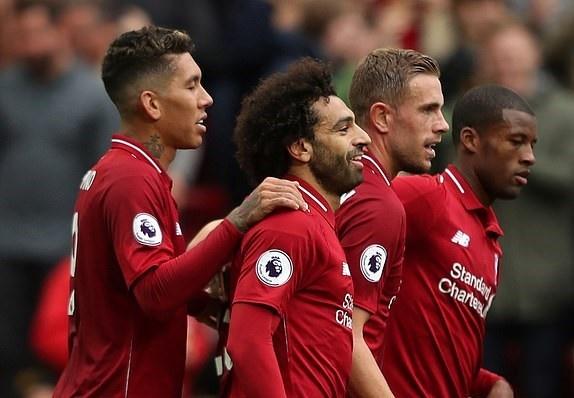 Salah giai han ban thang, Liverpool doc chiem ngoi dau bang hinh anh