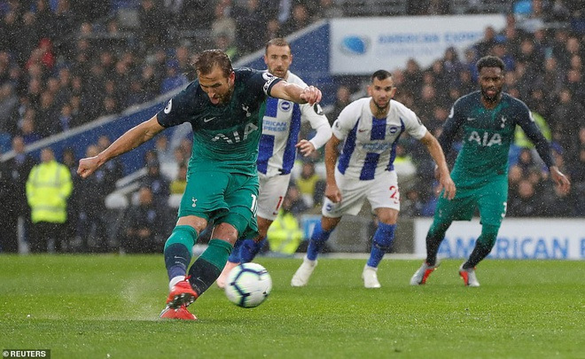 Harry Kane, Lamela ghi ban giup Tottenham chat vat gianh 3 diem hinh anh 1