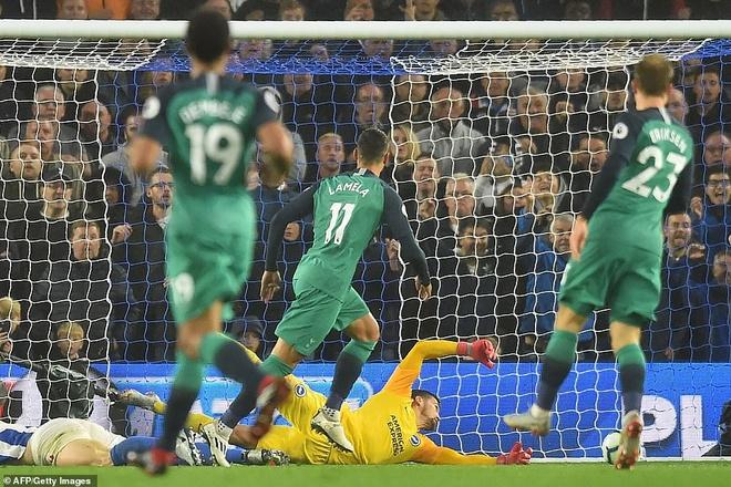 Harry Kane, Lamela ghi ban giup Tottenham chat vat gianh 3 diem hinh anh 2