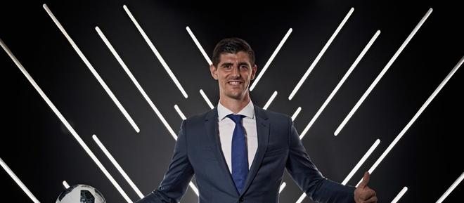 Thibaut Courtois,  David de Gea,  thu mon hay nhat,  FIFA The Best anh 1