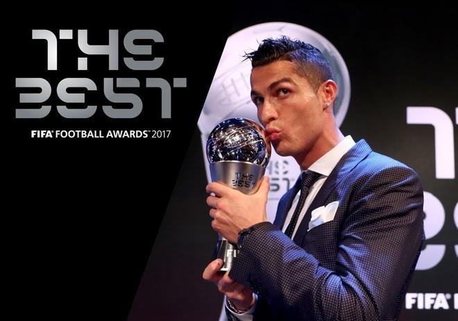 Bao chi Croatia da kich Ronaldo sau le trao giai The Best hinh anh