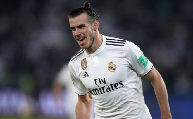 Bale lap hat-trick dua Real vao chung ket FIFA Club World Cup hinh anh