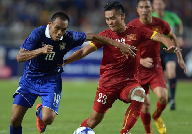 Tuyen thu Singapore du doan Thai Lan hoac Viet Nam vo dich AFF Cup hinh anh