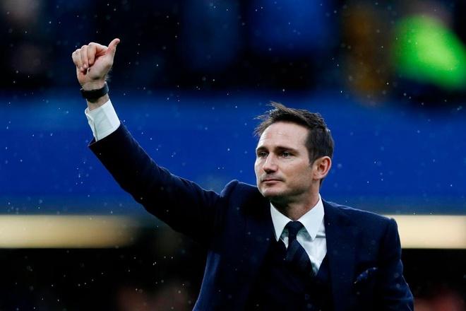 Chelsea doi dau 'nguoi cu' Lampard o Carabao Cup hinh anh