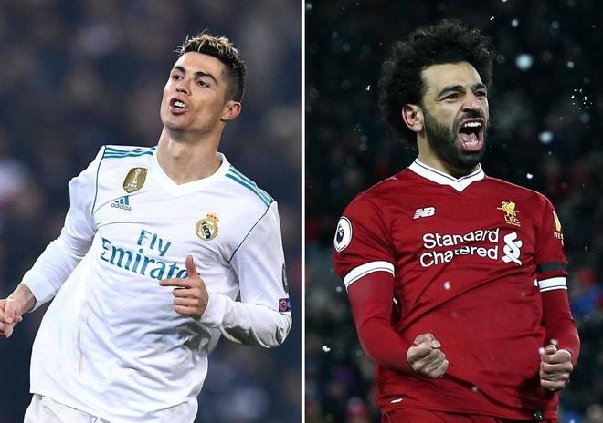 Ronaldo len tieng ve ban thang cua Salah gianh giai Puskas hinh anh