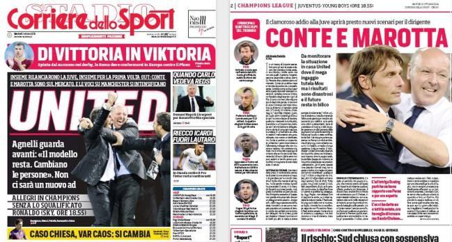 Conte se len thay Mourinho dan dat MU? hinh anh 1
