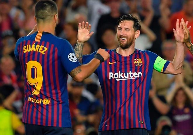 Moi duyen no giua Messi, Pochettino va Valverde hinh anh