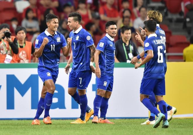 Nho Dong Timor, Thai Lan nhan loi the lon tai vong bang AFF Cup hinh anh