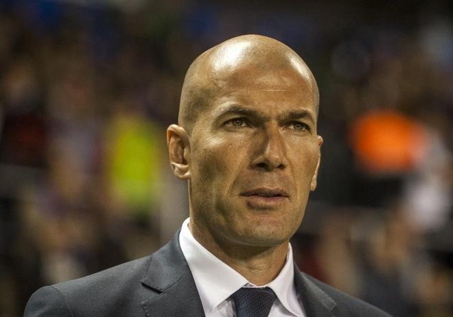 Nguoi dai dien cua Zidane bao tin xau cho MU hinh anh