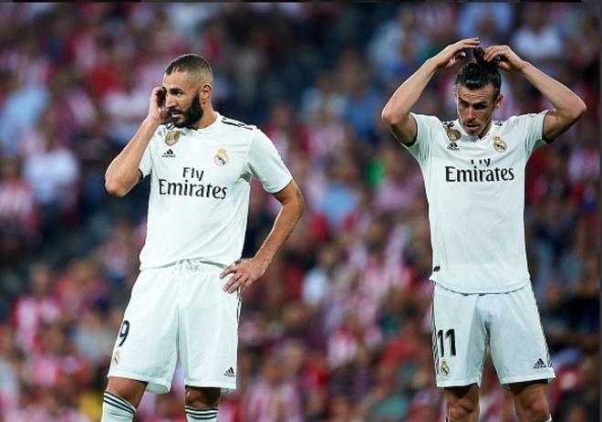 Thua bac nhuoc, Real Madrid tai hien ky luc te hai tu nam 1985 hinh anh