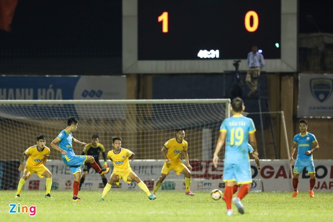 Bui Tien Dung lam dong tac gia, Thanh Hoa gianh ngoi a quan V.League hinh anh 8