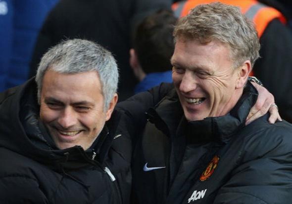 David Moyes tin tuong Mourinho se gat hai vinh quang tai MU hinh anh
