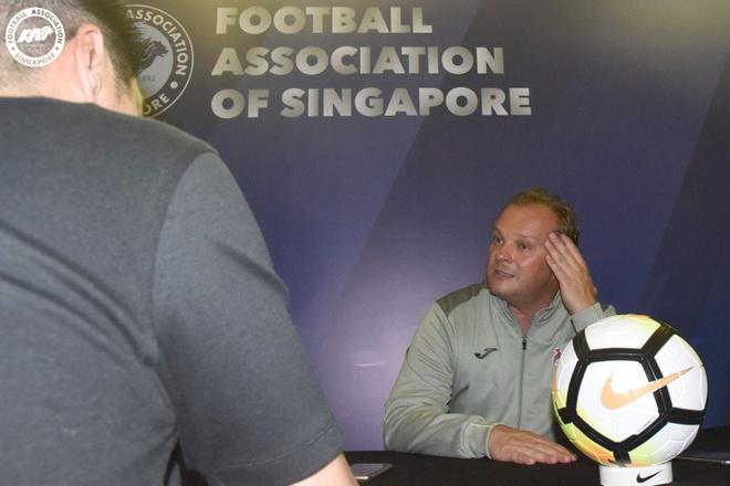 Doi tuyen Singapore bi che truoc them AFF Cup 2018 hinh anh 1