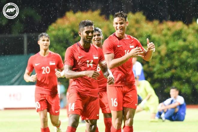 Doi tuyen Singapore bi che truoc them AFF Cup 2018 hinh anh 2