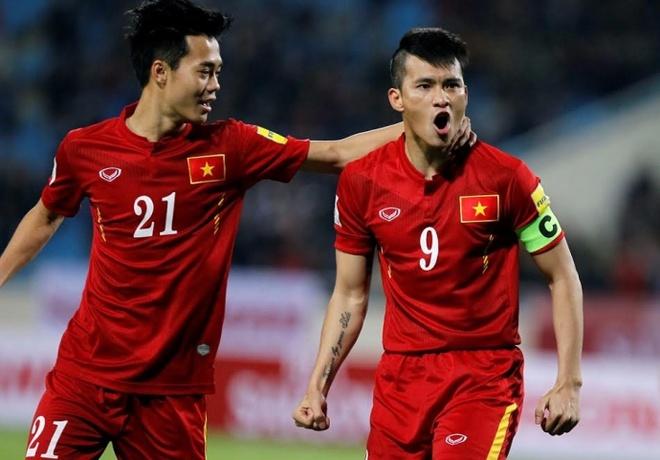 Viet Nam va Thai Lan co so lan lot vao ban ket nhieu nhat AFF Cup hinh anh
