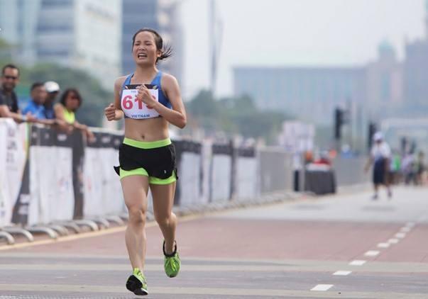 Marathon,  giai chay mMrathon,  Ha Noi,  Giai Marathon quoc te di san Ha Noi 2018 anh 2