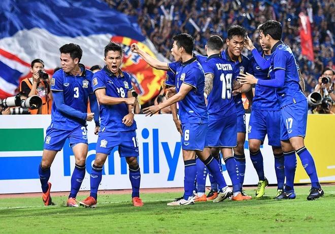 'AFF Cup khong phai la thuoc do, Thai Lan muon huong den Asian Cup' hinh anh