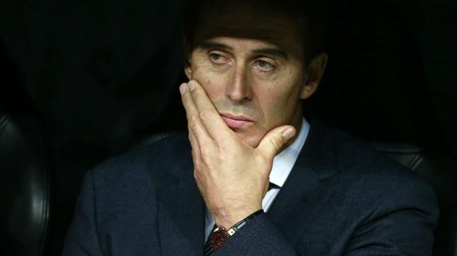 Real Madrid to chuc hop kin, sa thai HLV Lopetegui? hinh anh