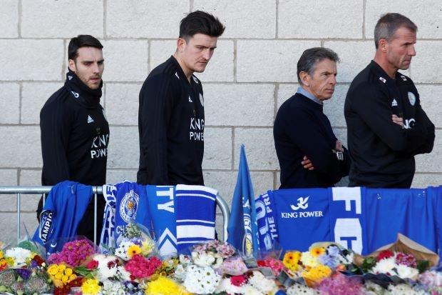 HLV Leicester: 'Ket qua tran dau gio khong con quan trong nua' hinh anh