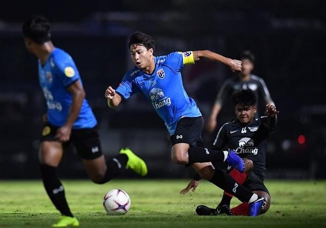 DT Thai Lan tu tin du AFF Cup sau chien thang 5-0 o tran giao huu hinh anh