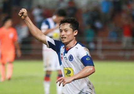 Vongchiengkham - chang 'Messi Lao' tung khien CLB Da Nang phai om han hinh anh