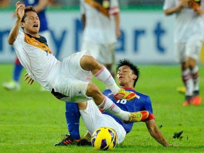 Vongchiengkham - chang 'Messi Lao' tung khien CLB Da Nang phai om han hinh anh 3