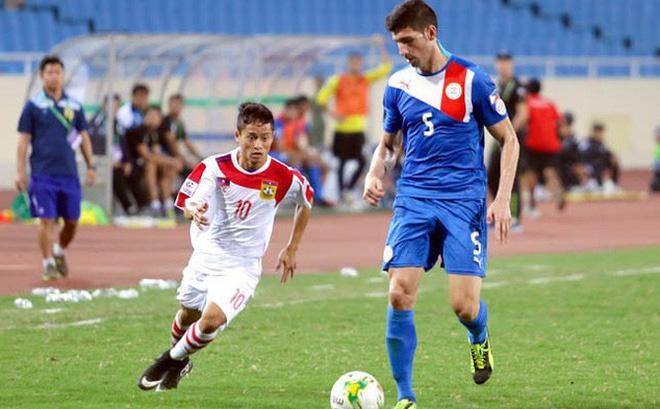 Vongchiengkham - chang 'Messi Lao' tung khien CLB Da Nang phai om han hinh anh 1