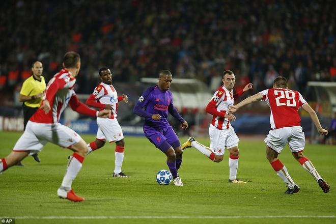 Liverpool thua doi cuoi bang 0-2 o Champions League hinh anh 1