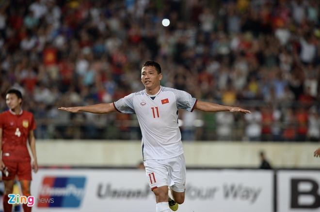 DT Viet Nam co do tuoi trung binh tre thu ba tai AFF Cup 2018 hinh anh 1