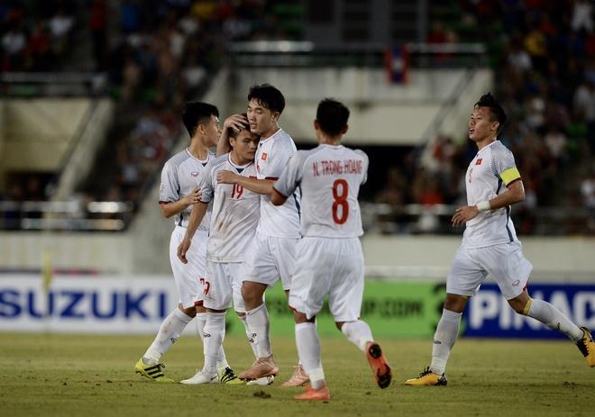 DT Viet Nam co do tuoi trung binh tre thu ba tai AFF Cup 2018 hinh anh