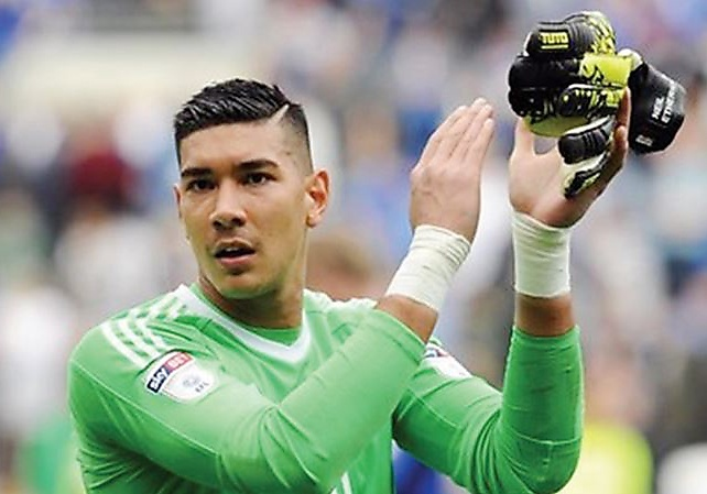 Neil Etheridge that nghiep truoc khi thanh ngoi sao Philippines hinh anh