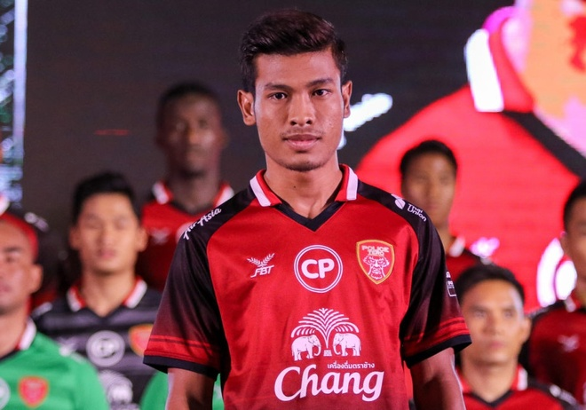 'Ronaldo Myanmar' van du AFF Cup du moi gay tay cach day mot thang hinh anh