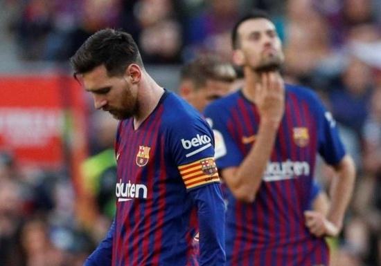 Hang phong ngu Barca choi te nhat tai La Liga trong 20 nam qua hinh anh