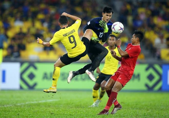 Malaysia, Myanmar dan 'lo bai' sau 2 chien thang nguoc tai AFF Cup hinh anh