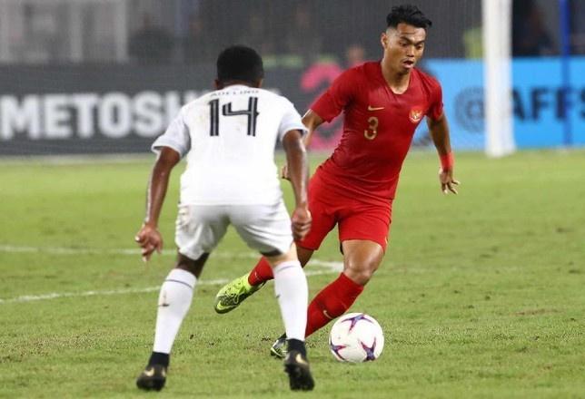 Người hùng ĐT Indonesia đặt mục tiêu thắng Thái Lan và Philippines