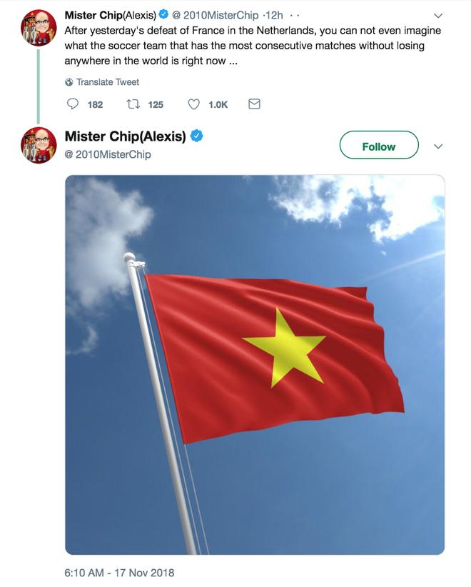 Tuyen Viet Nam dang co chuoi tran bat bai dai nhat the gioi hinh anh 1