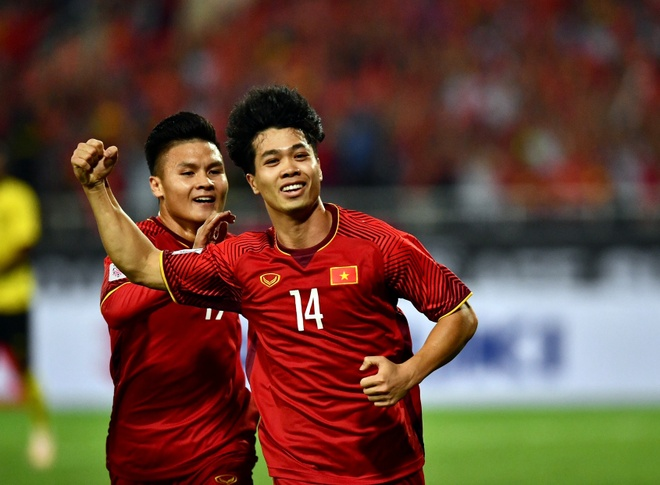 Viet Nam la doi duy nhat chua thung luoi tai AFF Cup 2018 hinh anh