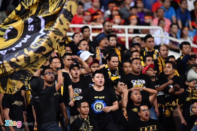 Trận Malaysia – Myanmar phá kỷ lục của sân Mỹ Đình về lượng khán giả